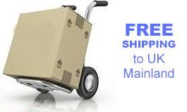 Free delivery to mainland UK